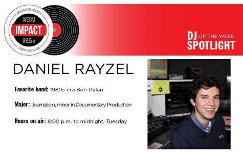 DJ Spotlight of the Week   Daniel Rayzel