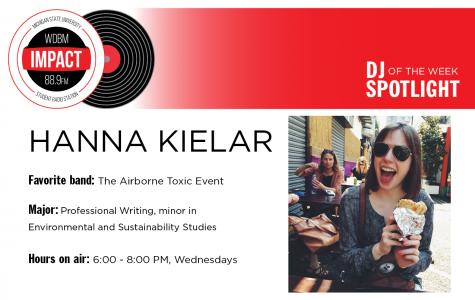 DJ Spotlight of the Week   Hanna Kielar