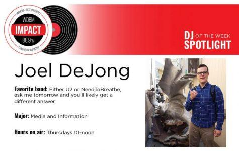 DJ Spotlight of the Week | Joel DeJong