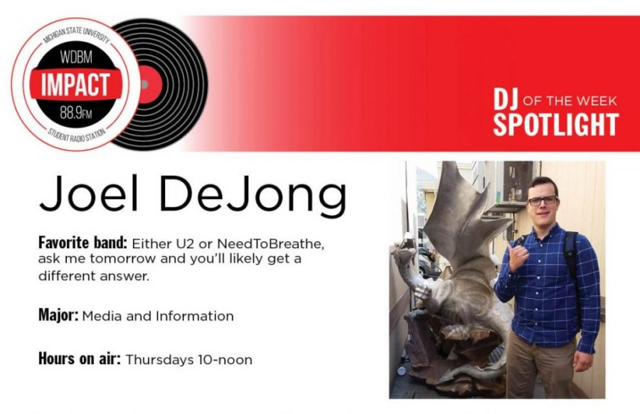 DJ+Spotlight+of+the+Week+%7C+Joel+DeJong