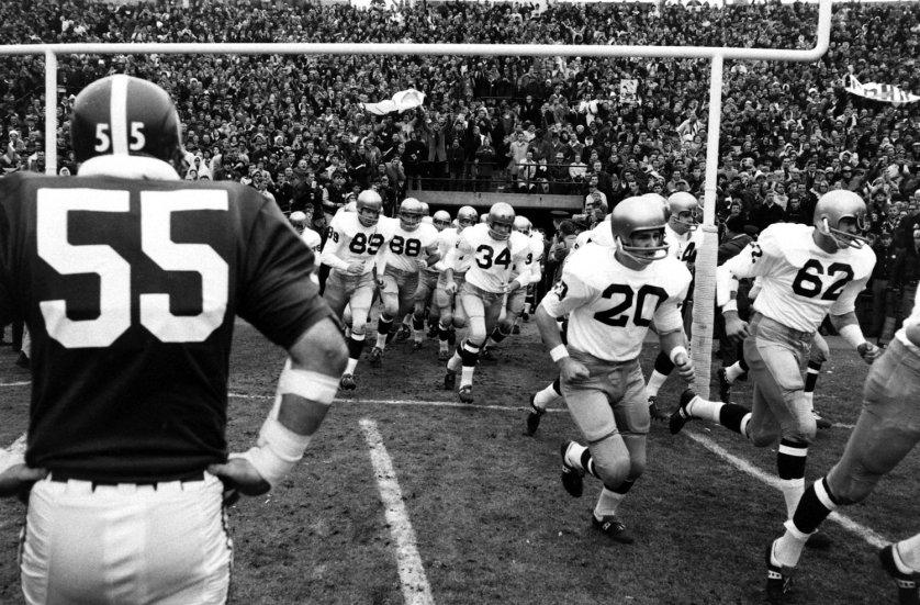 Michigan+State+Celebrates+50th+Anniversary+of+Game+of+the+Century