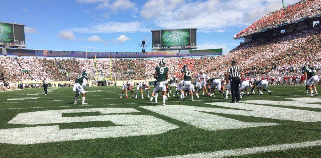 Spartans+Rolled+by+Badgers+in+B1G+Opener