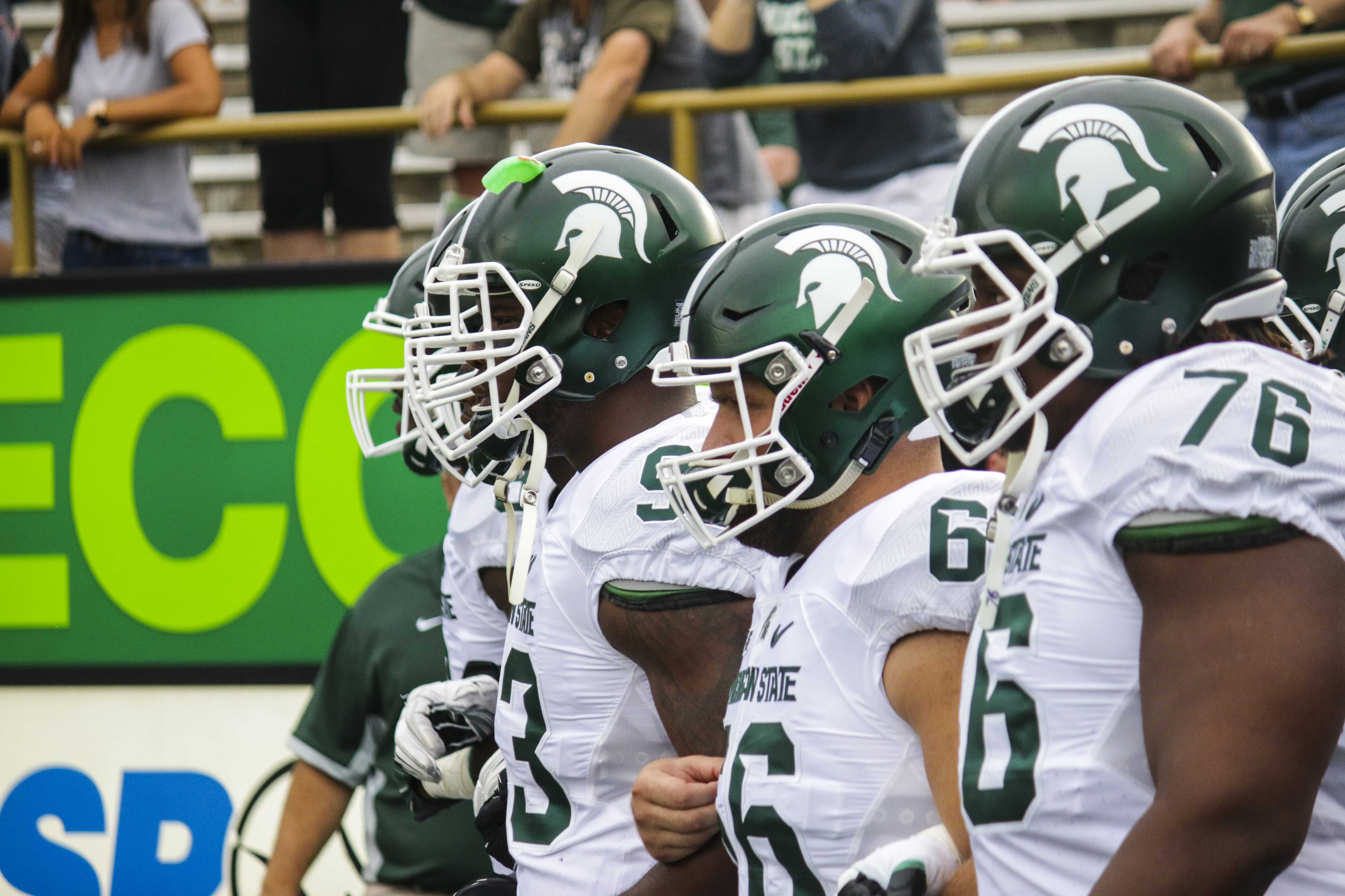 Opinion: Fans Shouldn't Worry After Shaky Spartan Opener