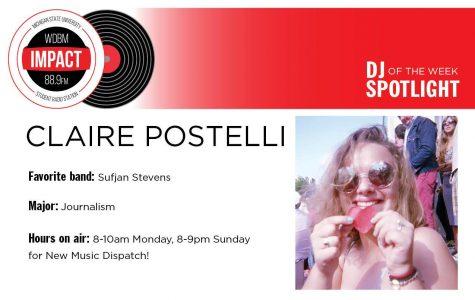 DJ Spotlight of the Week   Claire Postelli
