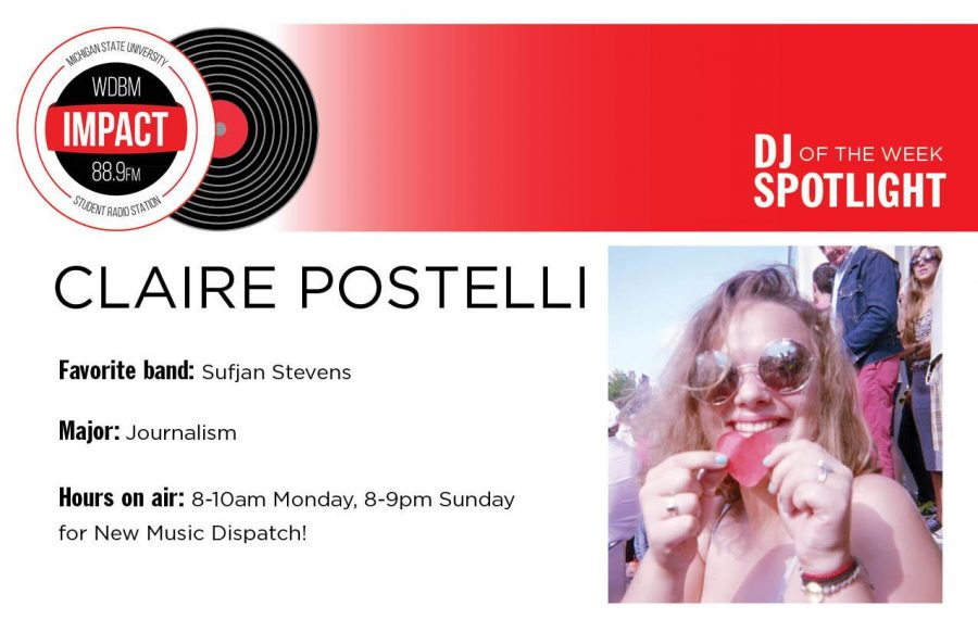 DJ Spotlight of the Week | Claire Postelli