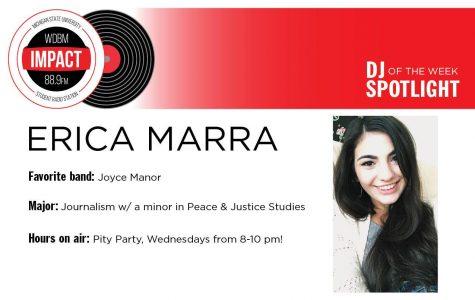 DJ Spotlight of the Week   Erica Marra
