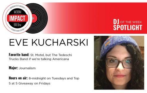DJ Spotlight of the Week   Eve Kucharski
