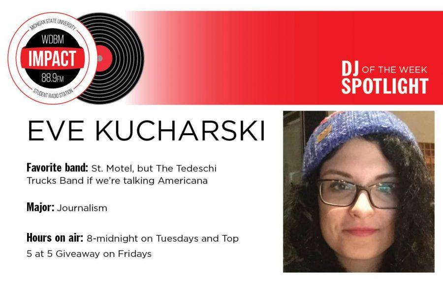 DJ+Spotlight+of+the+Week+%7C+Eve+Kucharski