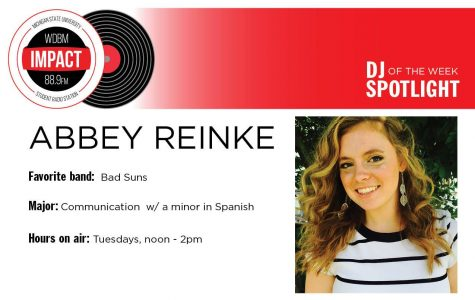 DJ Spotlight of the Week   Abbey Reinke