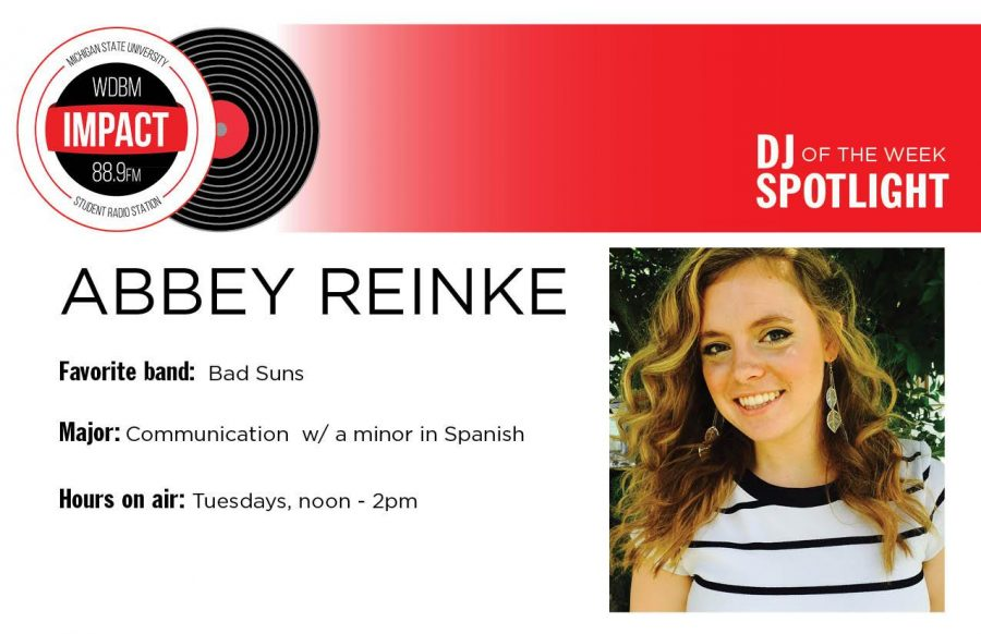 DJ+Spotlight+of+the+Week+%7C+Abbey+Reinke