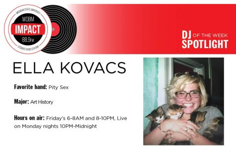 DJ Spotlight of the Week   Ella Kovacs