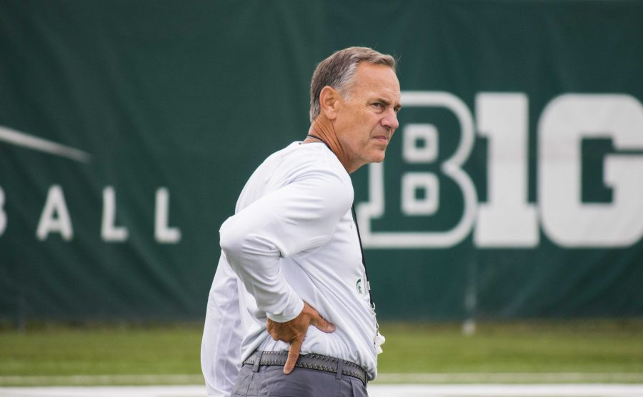 Head coach Mark Dantonio retires after 13 seasons with MSU football