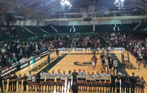 No. 21 Spartans Sweep Buckeyes