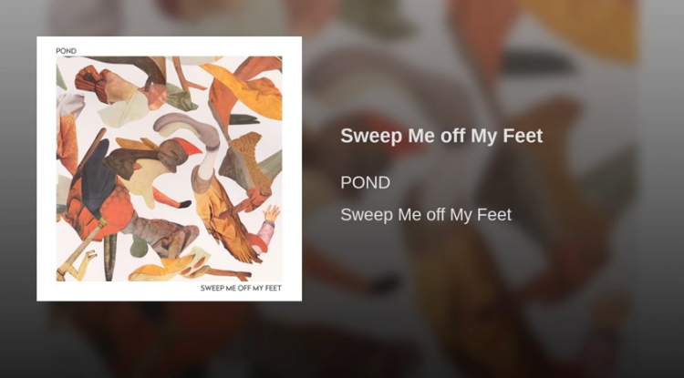 Sweep Me Off My Feet | Pond
