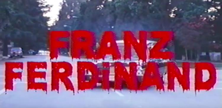Evil Eye | Franz Ferdinand