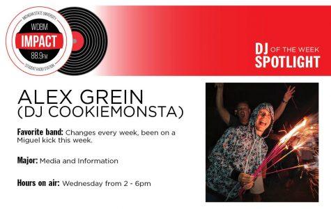 DJ Spotlight of the Week   Alex Grein