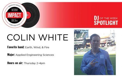 DJ Spotlight of the Week   Colin White