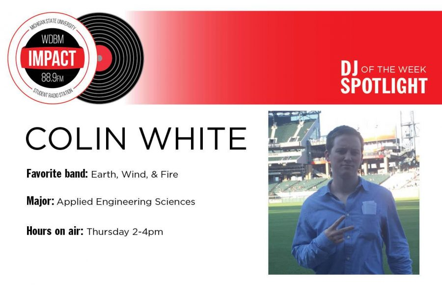 DJ Spotlight of the Week | Colin White