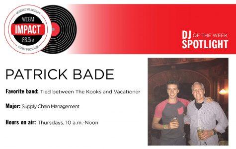 DJ Spotlight of the Week   Patrick Bade