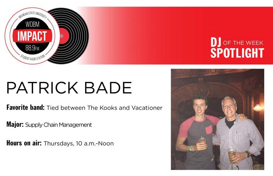 DJ+Spotlight+of+the+Week+%7C+Patrick+Bade