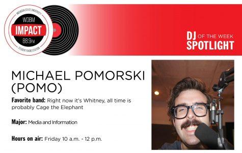 DJ Spotlight of the Week   Michael Pomorski