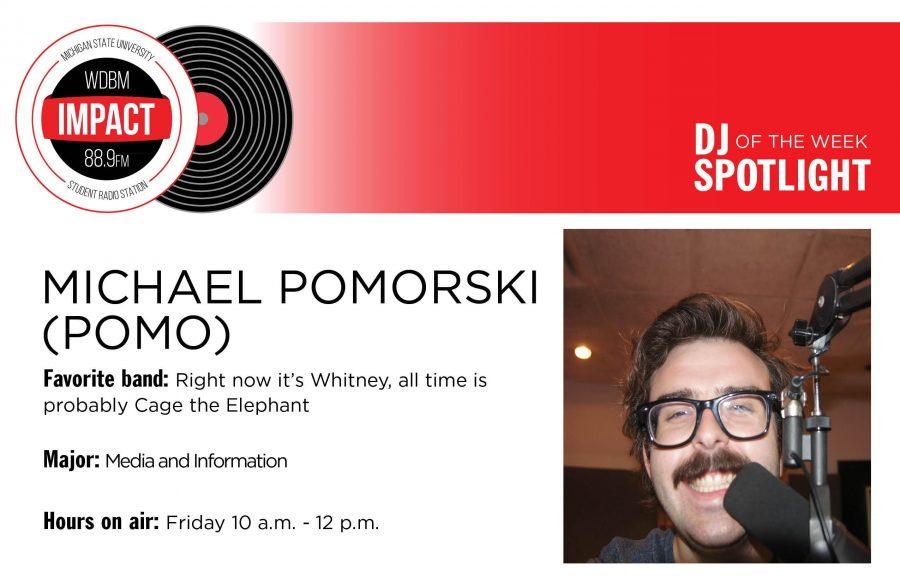 DJ Spotlight of the Week | Michael Pomorski