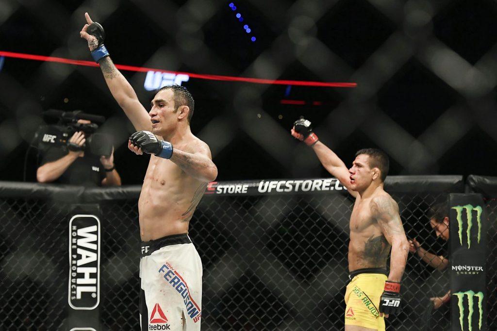 UFC+Fight+Night+98+Recap%3A+Ferguson+Waits+For+His+Shot