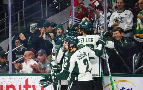 Spartans Tie North Dakota To Cap Incredible Road Weekend