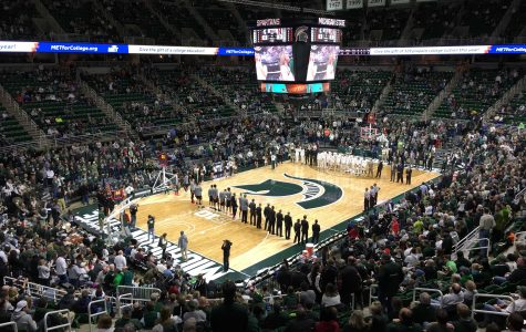 Spartans Drop First Home Game of Season to Northeastern