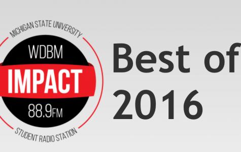 Impacter's Top 10 Albums of 2016