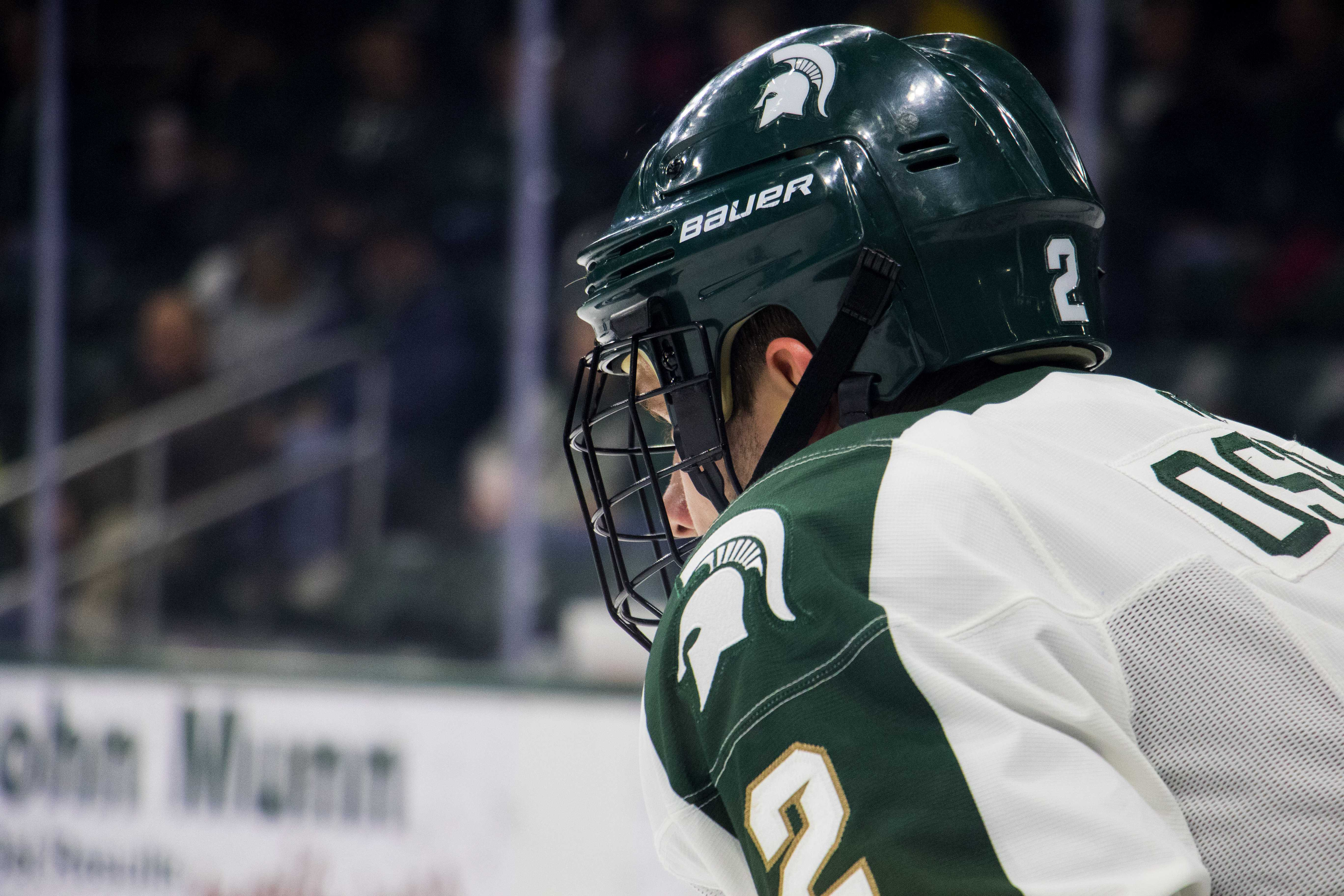 Spartans Fall to Gophers in B1G Opener