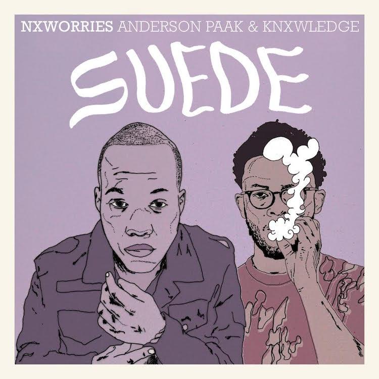 Suede | NxWorries