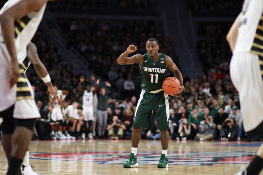 Spartans+Falter+in+Road+Loss+to+Buckeyes