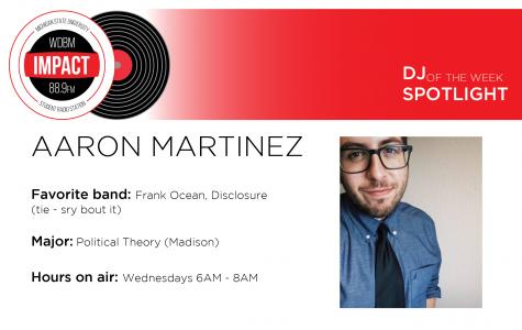 DJ Spotlight of the Week | Aaron Martinez