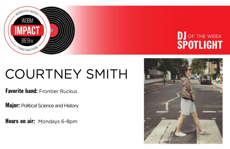 DJ+Spotlight+of+the+Week+%7C+Courtney+Smith