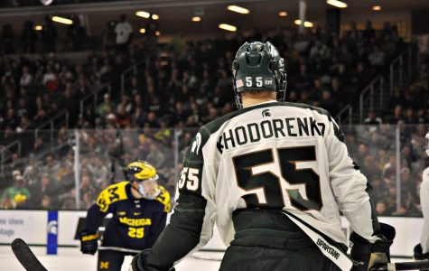 Spartans Fail to Sweep Michigan, Lose in the Shootout
