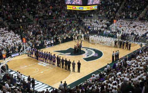 MSU Takes Northwestern Down for Third Straight Win