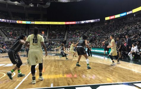 Boilermakers Overcome the Spartans
