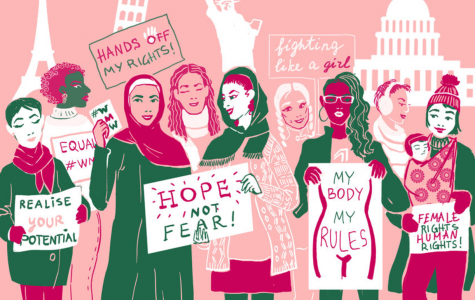 Impacter's Choice | Tunes by Ladies, in solidarity of The Women's March