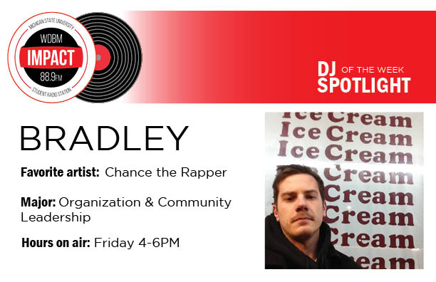 DJ+Spotlight+of+the+Week+%7C+Bradley