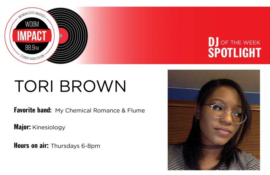 DJ Spotlight of the Week | Tori Brown