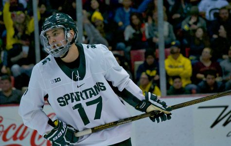 Spartans fall just short in 3-2 loss to No. 14 Buckeyes