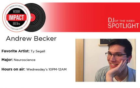 DJ Spotlight of the Week | Andrew Becker