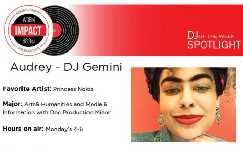 DJ Spotlight of the Week | Audrey
