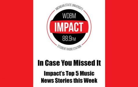 ICYMI | Impact's Top 5 Music Stories