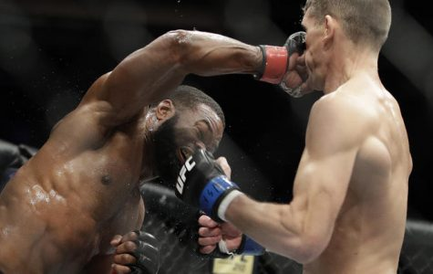 UFC 209 Main Event Falls Flat
