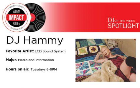 DJ Spotlight of the Week | DJ Hammy