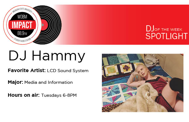 DJ Spotlight of the Week | DJ Hammy