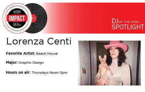 DJ Spotlight of the Week | Lorenza Centi