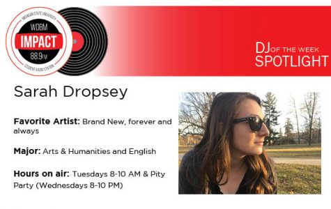 DJ Spotlight of the Week | Sarah Dropsey